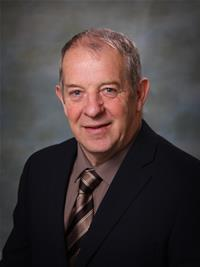 Councillor Bill Pegram