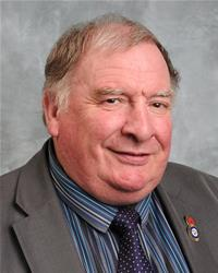 Councillor Peter Kendall
